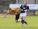 10/10/2009  Copyright  Pic : James Stewart.sct_jspa17_dundee_v_partick  . :: MAROS KLIMPL IS CHALLENGED BY DAVID ROWSON :: .James Stewart Photography 19 Carronlea Drive, Falkirk. FK2 8DN      Vat Reg No. 607 6932 25.Telephone      : +44 (0)1324 570291 .Mobile              : +44 (0)7721 416997.E-mail  :  jim@jspa.co.uk.If you require further information then contact Jim Stewart on any of the numbers above.........