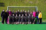 Wellington team photo. 2021 National Women's Under-18 Hockey Tournament at National Hockey Stadium in Wellington, New Zealand on Sunday, 11 July 2021. Photo: Dave Lintott / lintottphoto.co.nz https://bwmedia.photoshelter.com/gallery-collection/Under-18-Hockey-Nationals-2021/C0000T49v1kln8qk