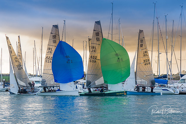 National 18s and Mixed dinghies will start 2021 racing on Wednesday evening, June 9