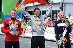 Ross Wilson, Rio 2016 - Para Cycling // Paracyclisme.<br /> Ross Wilson wins silver in the Para Cycling Time Trial Men's C1 // Ross Wilson remporte la médaille d'argent en C1 masculin contre la montre de para-cyclisme. 14/09/2016.