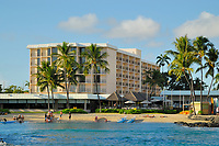 King Kamehameha resort, Kailua Kona, The Big Island of Hawaii