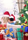 Barry, CHRISTMAS LANDSCAPES, WEIHNACHTEN WINTERLANDSCHAFTEN, NAVIDAD PAISAJES DE INVIERNO,chilren,kids, paintings+++++,GBBCCDA1087,#xl#
