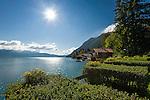 Germany, Bavaria, Upper Bavaria, Toelzer Land, Urfeld: at Lake Walchensee   Deutschland, Bayern, Oberbayern, Toelzer Land, Urfeld: am Ufer des Walchensee