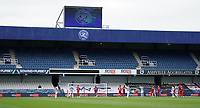A general view of  Loftus Road, home of Queens Park Rangers without any fans taken during the COVID pandemic<br /> <br /> Photographer Stephanie Meek/CameraSport<br /> <br /> The EFL Sky Bet Championship - Queens Park Rangers v Middlesbrough - Saturday 26th September 2020 - Loftus Road - London <br /> <br /> World Copyright © 2020 CameraSport. All rights reserved. 43 Linden Ave. Countesthorpe. Leicester. England. LE8 5PG - Tel: +44 (0) 116 277 4147 - admin@camerasport.com - www.camerasport.com