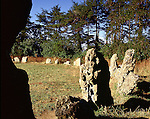 Rollright Stone Circle, Little Rollright, Oxfordshire England. Celtic Britain published by Orion.