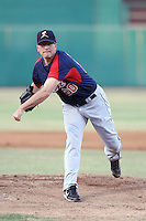 Lucas French #20 of the Tacoma Rainiers plays in a Pacific Coast League game against the Tucson Padres  at Kino Stadium on June 4, 2011  in Tucson, Arizona. .Photo by:  Bill Mitchell/Four Seam Images.