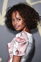 Malaika Firth<br /> arriving for the Fashion for Relief show 2019 at the British Museum, London<br /> <br /> ©Ash Knotek  D3519  14/09/2019
