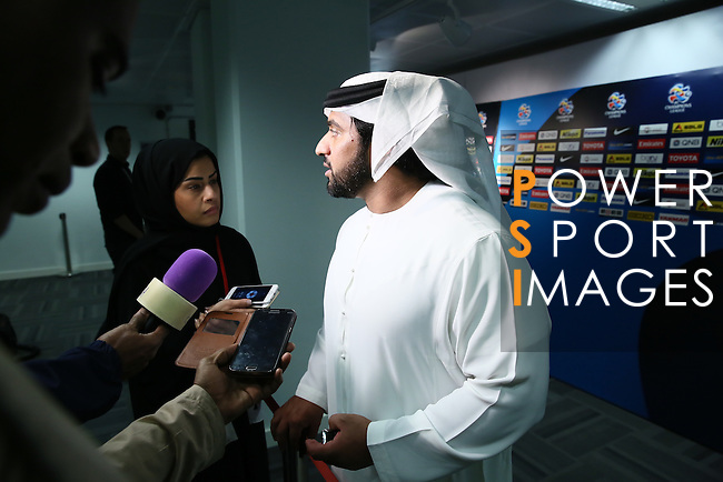 Al Ain vs Al Shabab during the 2015 AFC Champions League Group B match on February 24, 2015 at the Hazza Bin Zayed Stadium in Al Ain, UAE. Photo by Adnan Hajj / World Sport Group