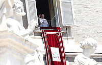 20200607 VATICANO: PAPA FRANCESCO RECITA L'ANGELUS DOMENICALE