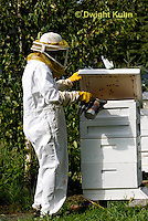 1B15-504z  Caring for Honeybee Hive
