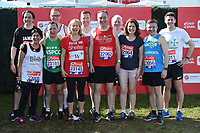 MP's<br /> at the start of the 2018 London Marathon, Greenwich, London<br /> <br /> ©Ash Knotek  D3397  22/04/2018
