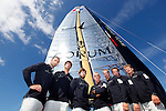 AC 45 Energy Team for the America's Cup World Series in Cascais Portugal.