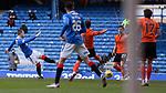 21.02.2021 Rangers v Dundee Utd: Ryan Kent scores goal no 2
