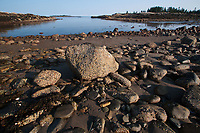 Henry Cove, Schoodic Peninsula, Acadia National Park, Mt. Desert Island, Maine, US