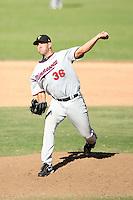 Tyler Robertson - Peoria Saguaros - 2010 Arizona Fall League.Photo by:  Bill Mitchell/Four Seam Images..