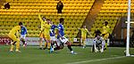 03.03.2021 Livingston v Rangers: Alfredo Morelos scores for Rangers