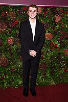 Sam Tutty<br /> arriving for the Evening Standard Theatre Awards 2019, London.<br /> <br /> ©Ash Knotek  D3539 24/11/2019