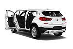 Car images close up view of a 2019 BMW X2 Standard 5 Door SUV doors