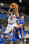 2012 NCAA Basketball - Houston Baptist vs. UTA
