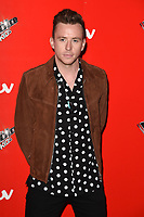 Danny Jones<br /> at the launch of The Voice Kids, Madame Tussauds, London. <br /> <br /> <br /> ©Ash Knotek  D3273  06/06/2017