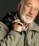 Milano 06/05/2004.Gianni Berengo Gardin.Fotografo