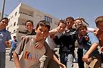 Judea, Palestinian children in Hebron