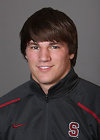 STANFORD, CA - OCTOBER 7:  Richard Kessler of the Stanford Cardinal during wrestling picture day on October 7, 2009 in Stanford, California.