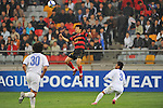 Tianjin Teda vs Pohang Steelers<br /> the 2009 AFC Champions League Group H match on April 21, 2009 at the TEDA Football Stadium, Tianjin, China. Photo by World Sport Group