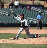 Graham Spraker - Scottsdale Scorpions - 2019 Arizona Fall League (Bill Mitchell)