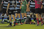 Connacht's Jake Heenan scores his sides first try<br /> Guiness Pro12<br /> Cardiff Blue v Connacht<br /> BT Sport Cardiff Arms Park<br /> 06.03.15<br /> ©Ian Cook -SPORTINGWALES