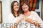 Amy and Deirdre Fahey enjoying the evening in Cassidys on Friday
