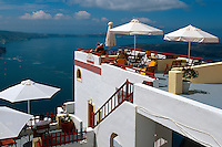 Haus in Firostefani, Insel Santorin (Santorini), Griechenland, Europa
