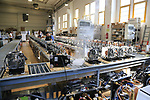 Visit to the Rocket Espresso factory where all the machines are assembled by hand, Liscate, Milan, Italy. 12th October 2018.<br /> Picture: Eoin Clarke | Cyclefile<br /> <br /> <br /> All photos usage must carry mandatory copyright credit (© Cyclefile | Eoin Clarke)