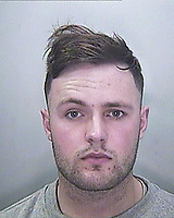 "Pictured: Michael Wheeler<br /> Re: A woman and her ex-boyfriend who killed a ""love rival"" after a car chase led to a crash have been jailed.<br /> Sophie Taylor, 22, died when her BMW hit a block of flats in Adamsdown, Cardiff, in August 2016.<br /> Melissa Pesticcio, 24, of Llanrumney, was convicted of death by dangerous driving and jailed for six-and-a-half years at Cardiff Crown Court.<br /> Michael Wheeler, 23, of Tremorfa, who admitted the same charge, was given a seven-and-a-half year sentence.<br /> Pesticcio was also convicted of causing serious injury by dangerous driving to Joshua Deguara, a passenger in Miss Taylor's car.<br /> Judge Thomas Crowther QC said ""the shattering of two families was completely avoidable"" and was ""caused by you two being consumed by a self righteous and jealous rage, chasing her down to frighten her and teach her a lesson""."