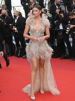 CANNES, FRANCE. July 7, 2021: Lorena Rae at the Everything Went Fine Premiere at the 74th Festival de Cannes.<br /> Picture: Paul Smith / Featureflash