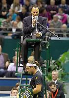 10-2-10, Rotterdam, Tennis, ABNAMROWTT, Marcos Baghdatis, Mohamed Lahyani
