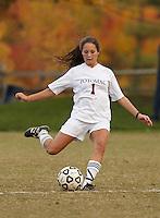 PS Soccer Girls Varsity vs Holy Cross