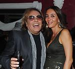 LEOPOLDO MASTELLONI CON GIORGIA GIACOBETTI<br /> PARTY DI PAOLO PAZZAGLIA<br /> PALAZZO FERRAJOLI ROMA 2010