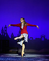 Scottish Ballet presents the world premiere of The Snow Queen, at the Festival Theatre. The work is choreographed by Christopher Hampson, to the music of Rimsky-Korsakov, with set and costume design by Lez Brotherston, and lighting design by Paul Pyant.  The cast is: Constance Devernay (Snow Queen), Bethany Kingsley-Garner (Gerda), Andrew Peasgood (Kai), Kayla-Maree Tarantolo (Lexi). The picture shows: Bethany Kingsley-Garner (Gerda).