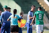 Campinas (SP), 15/02/2020 - Guarani - Novorizontino - Igor Henrique comemora gol do Guarani. Partida entre Guarani e Novorizontino válida pela sexta rodada do Campeonato Paulista no estádio Brinco de Ouro, em Campinas, interior de São Paulo, neste sábado (15).