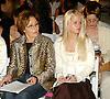 Pamella Roland Fashion Show Arrivals 2005