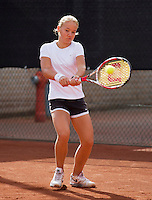 08-08-13, Netherlands, Rotterdam,  TV Victoria, Tennis, NJK 2013, National Junior Tennis Championships 2013, Judith van Kessel<br /> <br /> <br /> Photo: Henk Koster