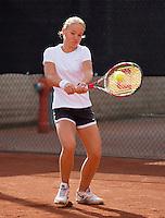 08-08-13, Netherlands, Rotterdam,  TV Victoria, Tennis, NJK 2013, National Junior Tennis Championships 2013, Judith van Kessel<br /> <br /> <br /> Photo: Henk Koster
