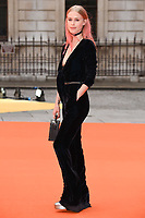 Lady Mary Charteris<br /> at the Royal Acadamy of Arts Summer Exhibition opening party 2017, London. <br /> <br /> <br /> ©Ash Knotek  D3276  07/06/2017