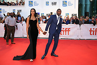 IDRIS ELBA AND HIS WIFE - RED CARPET OF THE FILM 'THE MOUNTAIN BETWEEN US' - 42ND TORONTO INTERNATIONAL FILM FESTIVAL 2017 . TORONTO, CANADA, 10/09/2017. # FESTIVAL DU FILM DE TORONTO - RED CARPET 'THE MOUNTAIN BETWEEN US'