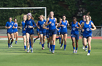 Paris, FRA - June 26, 2019:  The USWNT trains before their quarterfinal match in the FIFA Women's World Cup.