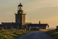 Europe/France/Normandie/Basse-Normandie/50/Manche/Barneville-Carteret : Phare de Carteret // Europe/France/Normandie/Basse-Normandie/50/Manche/Barneville-Carteret: Carteret lighthouse
