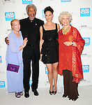 Zina Bethune?,Morgan Freeman,Ashley Judd & Ellen Burstyn at The 4th annual USA TODAY Hollywood Hero Award Gala honoring Ashley Judd held at The Montage Beverly Hills in Beverly Hills, California on November 10,2009                                                                   Copyright 2009 DVS / RockinExposures