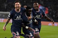 20210928 Calcio PSG Manchester City Champions League