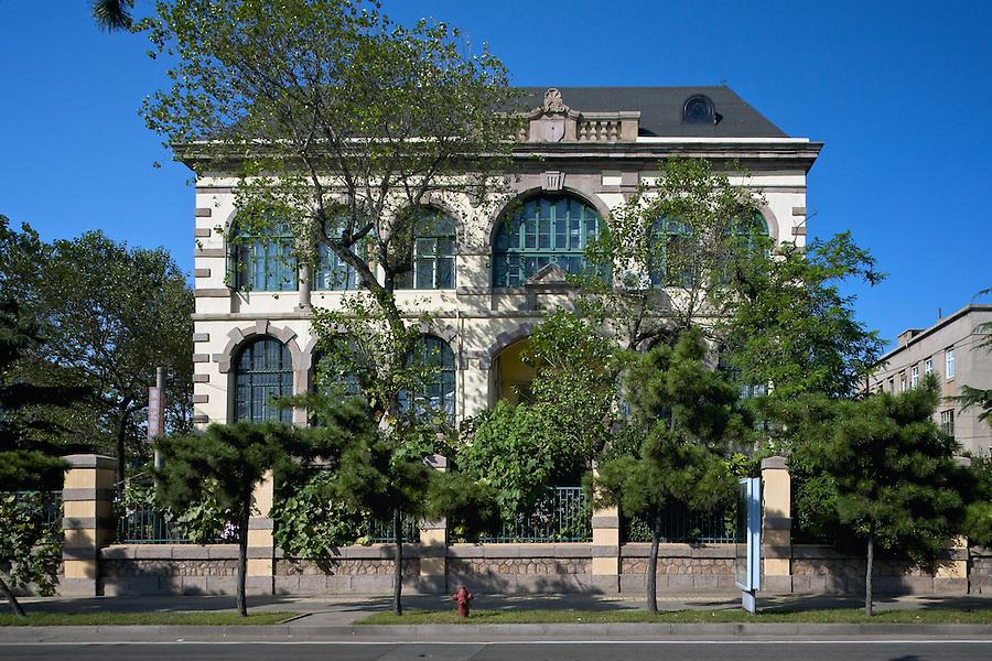 Deutsch-Asiatische Bank And Later The Japanese Consulate.  Qingdao (Tsingtao).